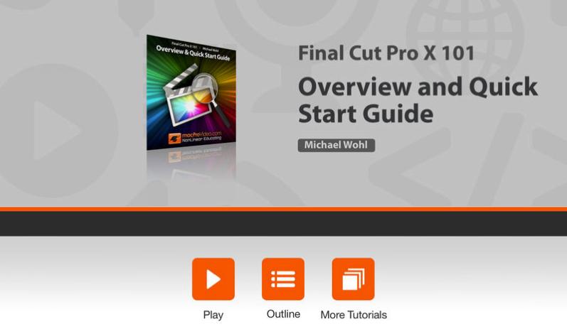 Onderwerp: Final cut pro x 10.4: UI verschilt met die van ...